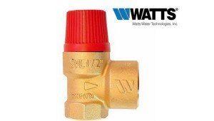 Предохранительный клапан для отопления WATTS SVH/E30