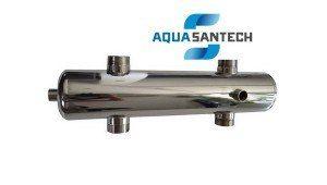 Гидрострелка / гидравлический разделитель 21, 33, 47, 71 кВт