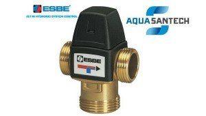 Термостатический смесительный клапан ESBE VTA322 бытовой