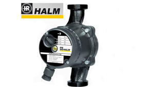 Циркуляционные насосы для отопления HALM HUPA 25