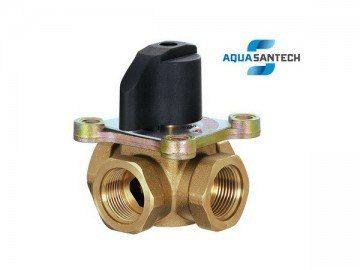 Четырёхходовой термокран регулируемый - Wasser Warme
