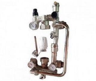 Насосно-смесительный узел для тёплого пола Wasser Warme