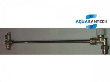 Байпас для подключения радиатора - 60 см - Wasser Warme