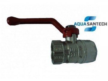 Кран шаровой для воды ВВ с ручкой BUGATTI Arizona 600R