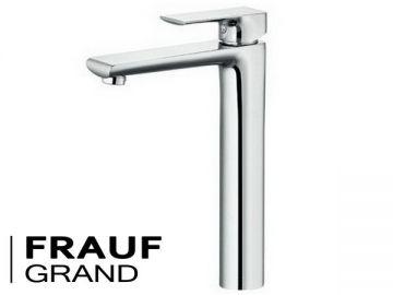 Смеситель для умывальника высокий FRAUF GRAND HERZBLLATT FG-052901A