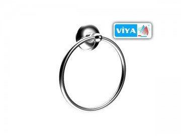 Держатель для полотенец в ванную кольцо VIYA