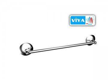 Полотенцедержатель одинарный длинный 50 см VIYA