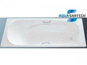 Ванна акриловая с ручками ALTEGO HD0330