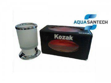 Стакан для щеток настольный KOZAK