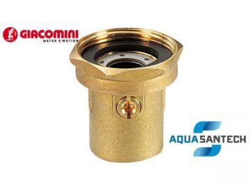 Шаровой клапан для насосов GIACOMINI R252