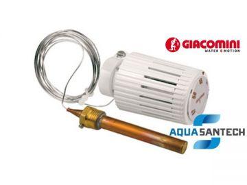 Термоголовка GIACOMINI R462L с выносным датчиком