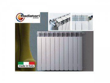 Алюминиевые радиаторы Radiatori 2000 HELYOS 500
