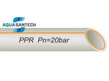 Труба полипропиленовая PP-R армированная стекловолокном