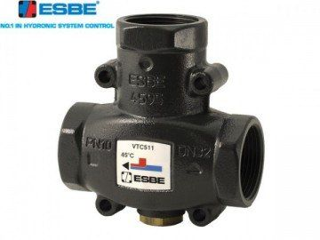 Смесительный клапан для котлов ESBE VTC511