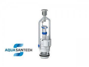 Клапан слива воды бачка унитаза двухкнопочный ZSD 207 KK POL