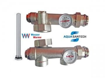 Коннектор для циркуляционного насоса Wasser Warme
