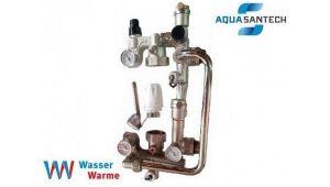 Насосно-смесительный узел для тёплого пола - Wasser Warme