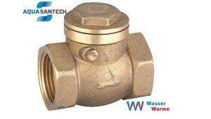 Клапан хлопушка Wasser Warme