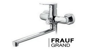 Смеситель для ванной с душем GOLSEN FG-052615