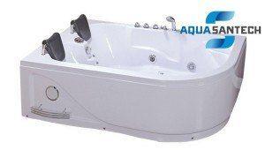 Гидромассажная ванна акриловая IRIS TLP 631L левосторонняя