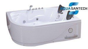 Гидромассажная ванна акриловая IRIS TLP 631R правосторонняя