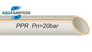 Труба PP-R армированная стекловолокном