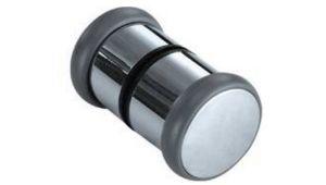 Ручка для гидробокса круглая под одно отверстие - XD066