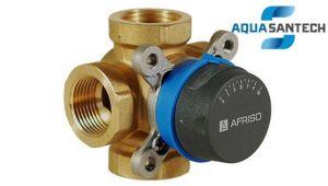 Четырёхходовой смесительный клапан AFRISO ARV