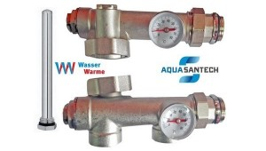 Коннектор Wasser Warme для циркуляционного насоса