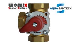 Трёхходовой смесительный клапан WOMIX MIX M3
