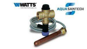 Защитный термоклапан WATTS STS 20.S для котла