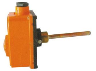 Терморегулятор погружной Wasser Warme вид сбоку