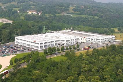 Завод Nova Florida в Carpeneda